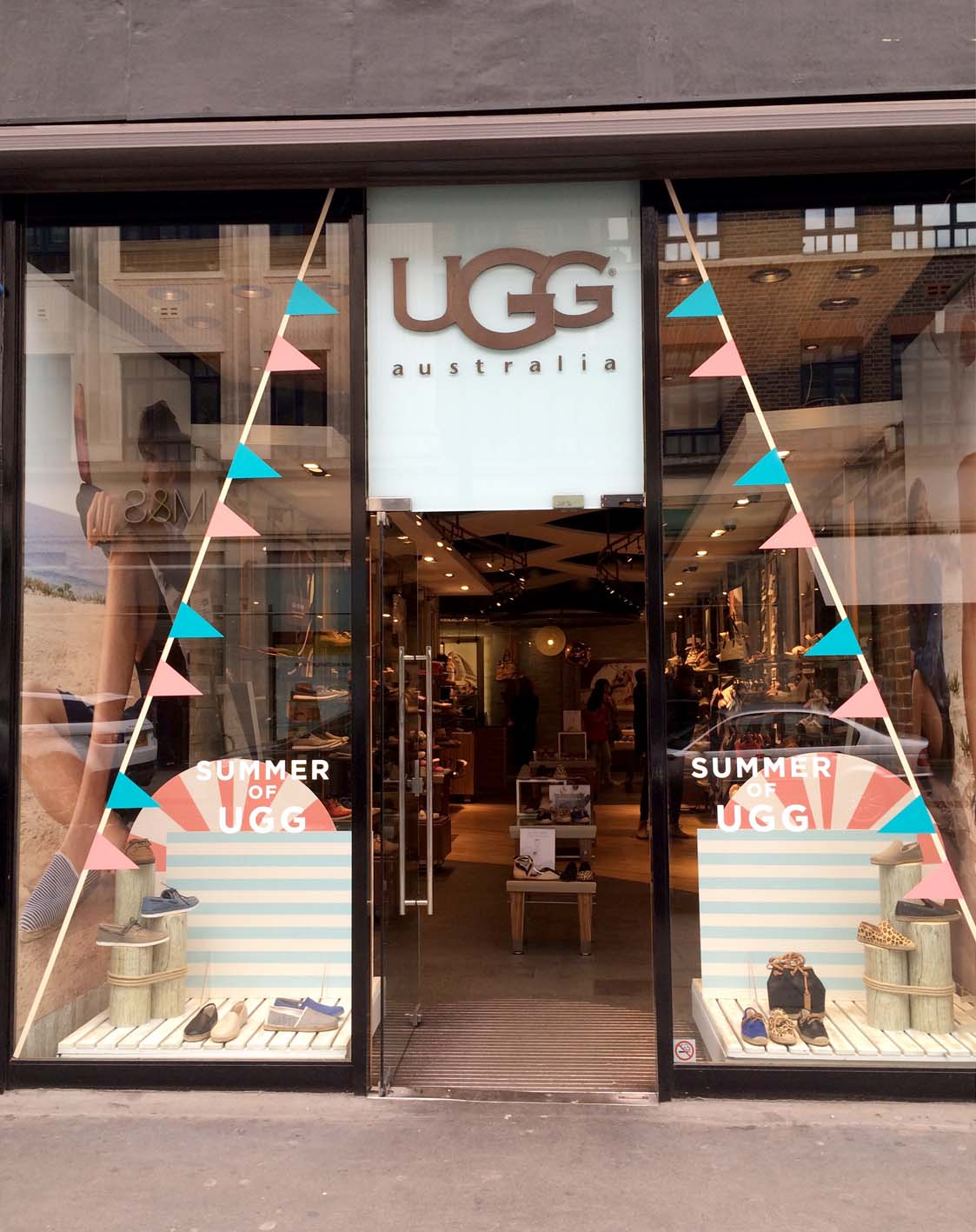 ugg london store covent garden